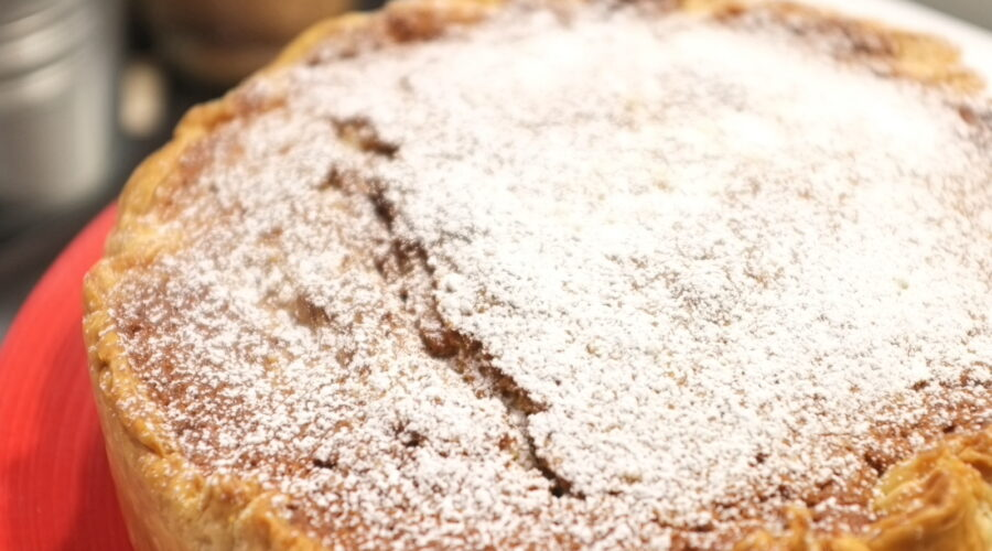 Gâteau russe au de Vérone