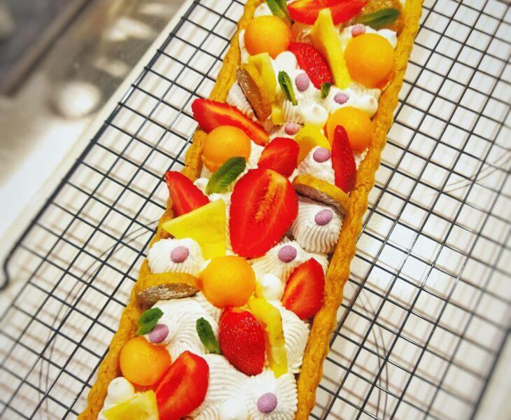 L'été des tartes aux fruits
