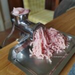 "Hachoir à viande ""Tre Spade"""
